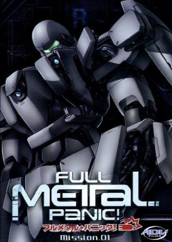 Full Metal Panic! Mission.01