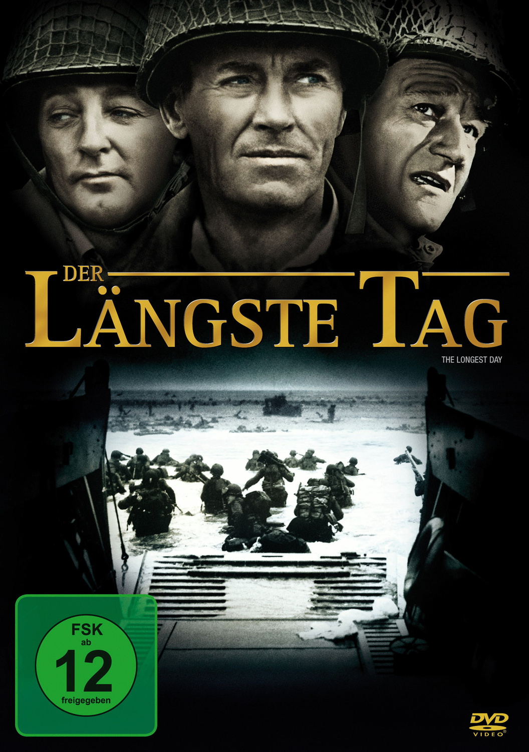 Der längste Tag [Single Disc Hollywood Collection]