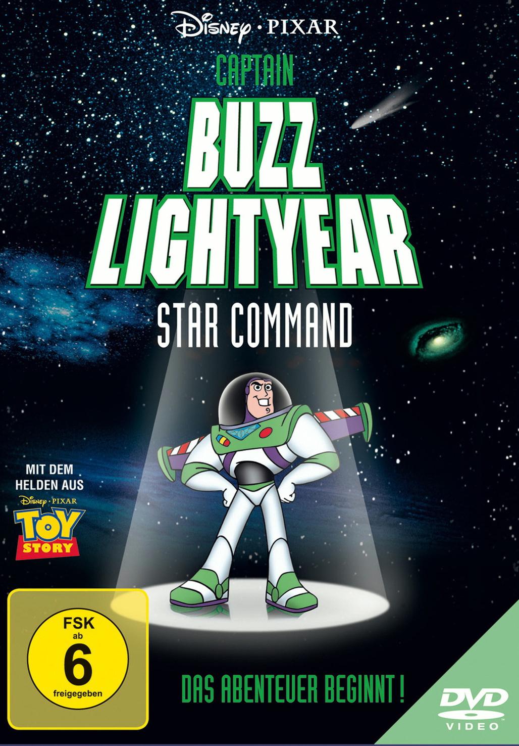 Buzz Lightyear - Star Command