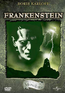 Frankenstein (1931) New Edition