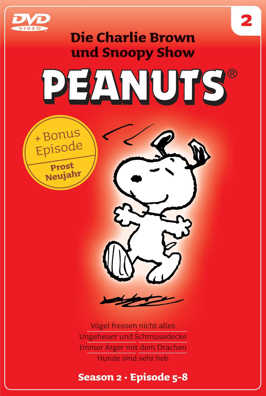 Die Peanuts Vol. 02 - Die Charlie Brown & Snoopy Show, Season 1, Episode 5-8