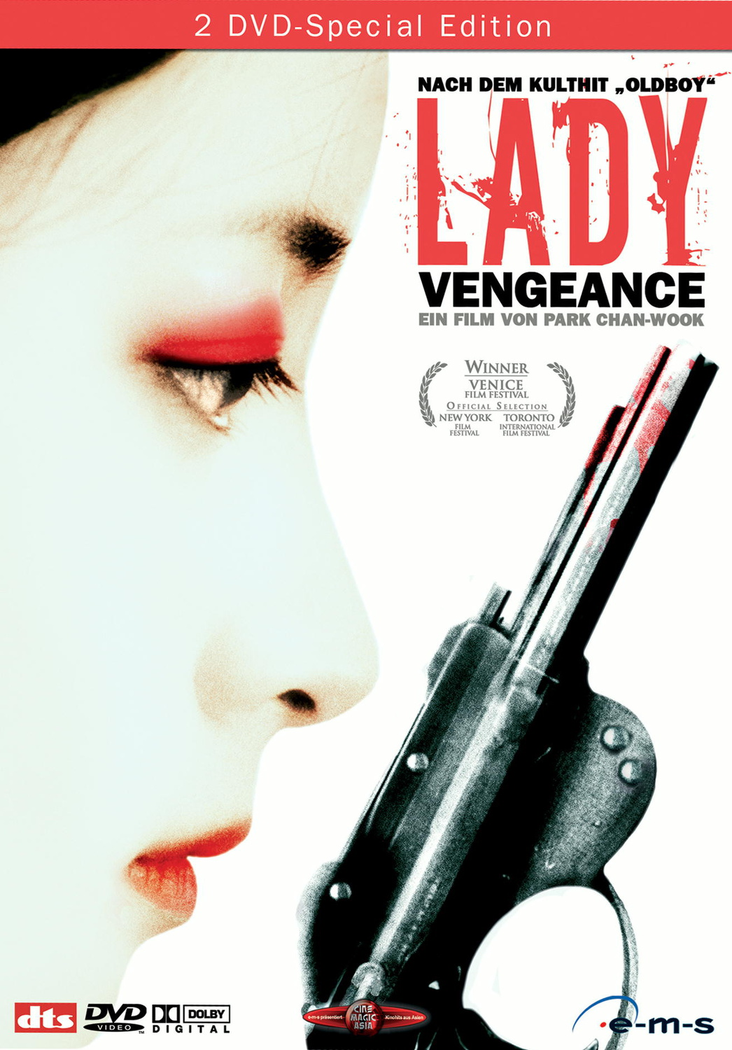 Lady Vengeance (2DVD)