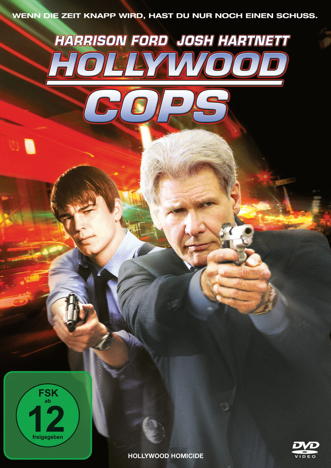 Hollywood Cops - Harrison Ford