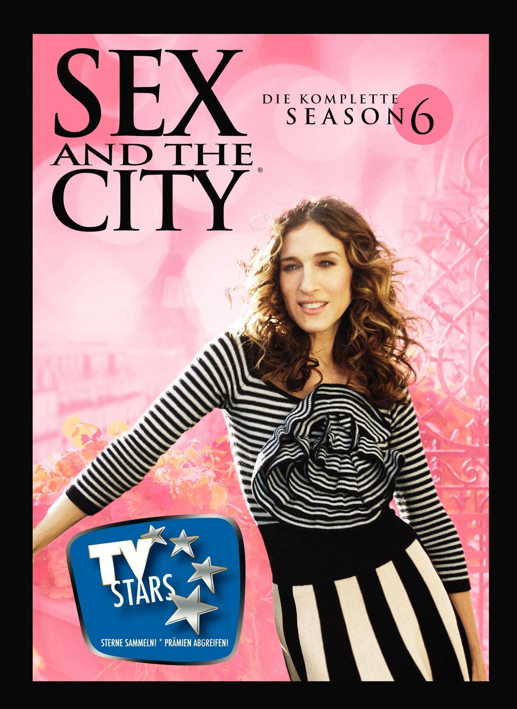 Sex and the City - Die komplette Season 6