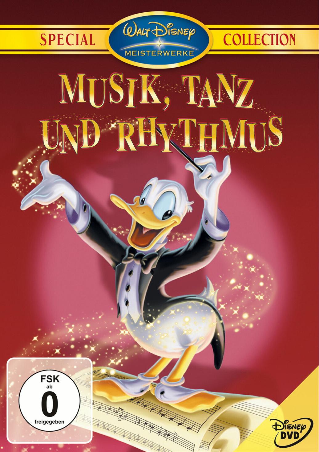 Disney´s Musik, Tanz und Rhythmus Special Colle...