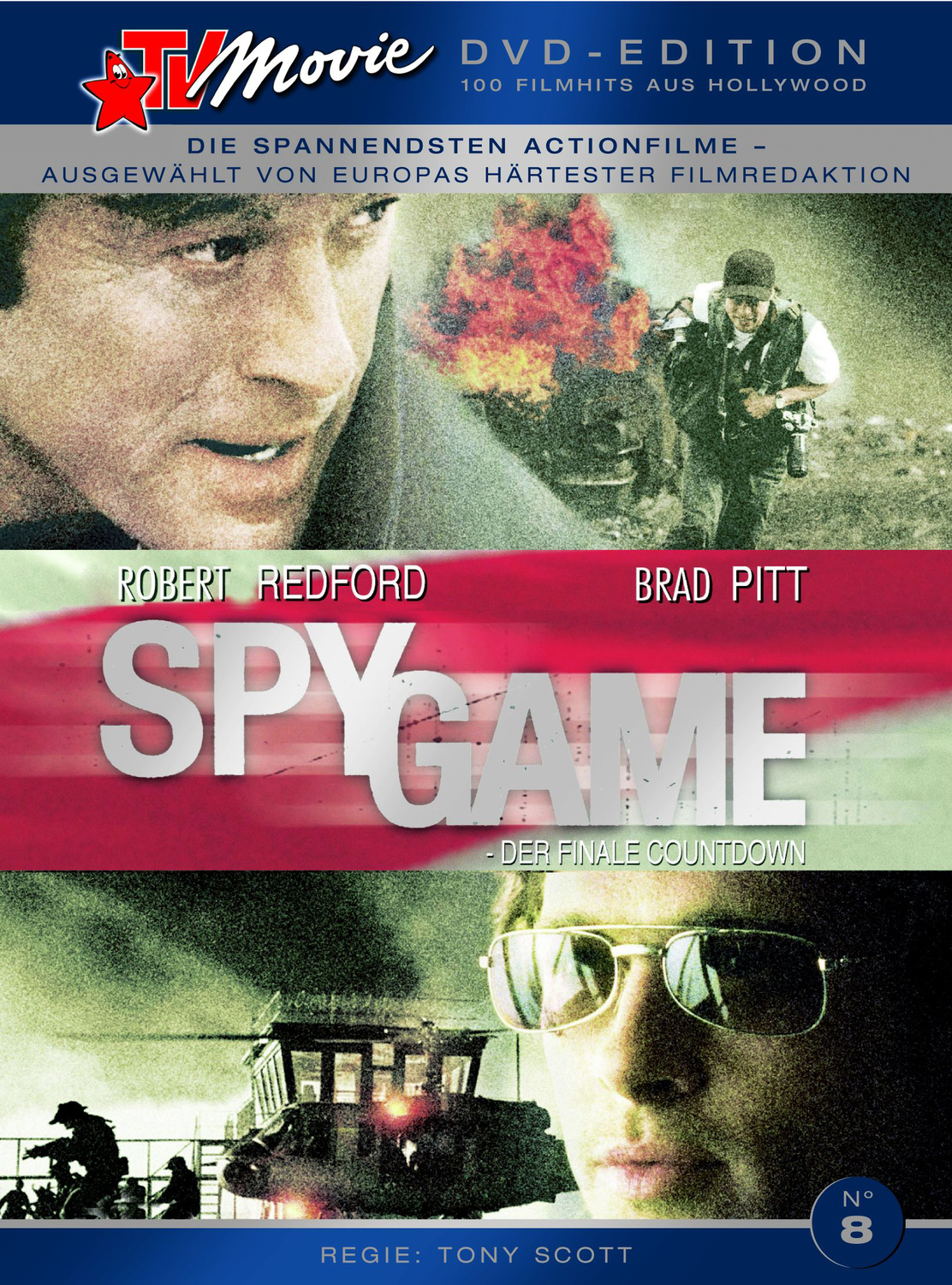 Spy Game - TV Movie Edition