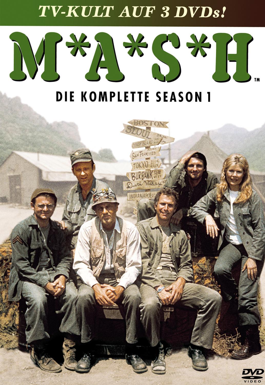MASH - Season 1 Box [3 DVDs]