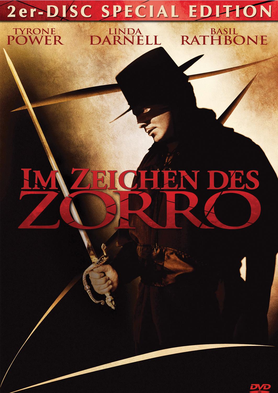 Im Zeichen des Zorro - Special Ed.