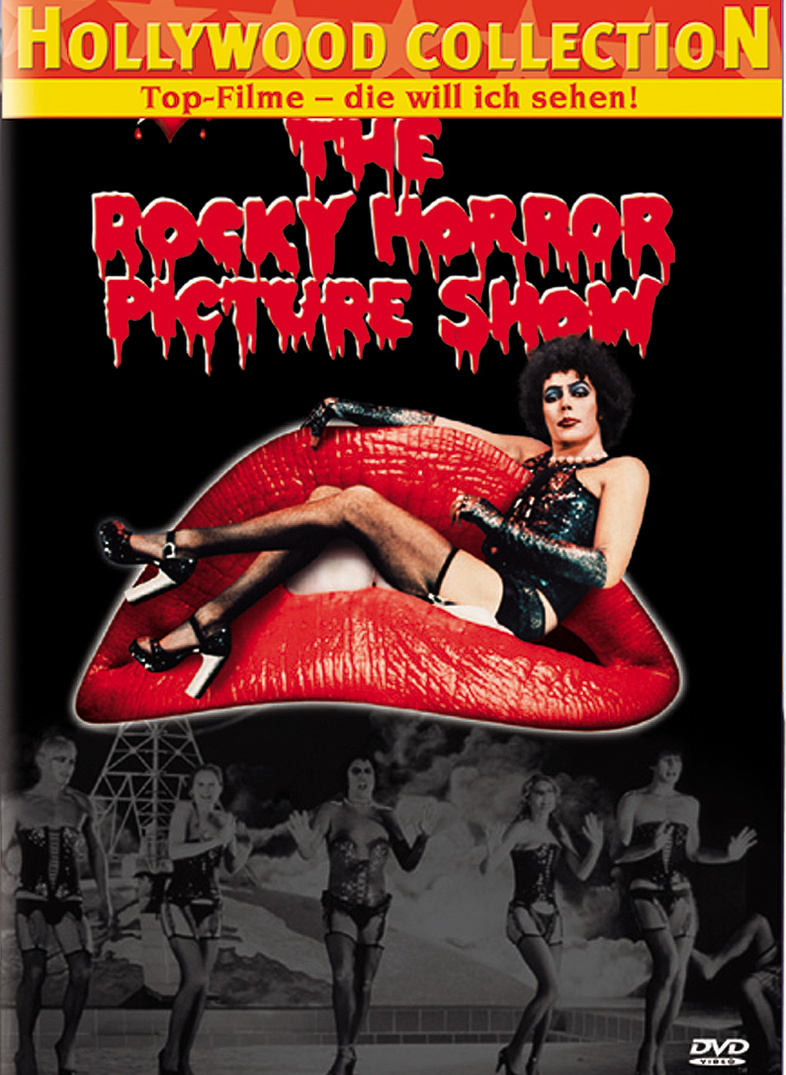 Rocky Horror Picture Show Hollywood Collection