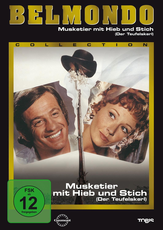 J.P.Belmondo - Musketier mit Hieb.. Musketier m...