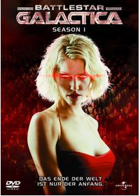 Battlestar Galactica: Season 1 [4 DVDs]