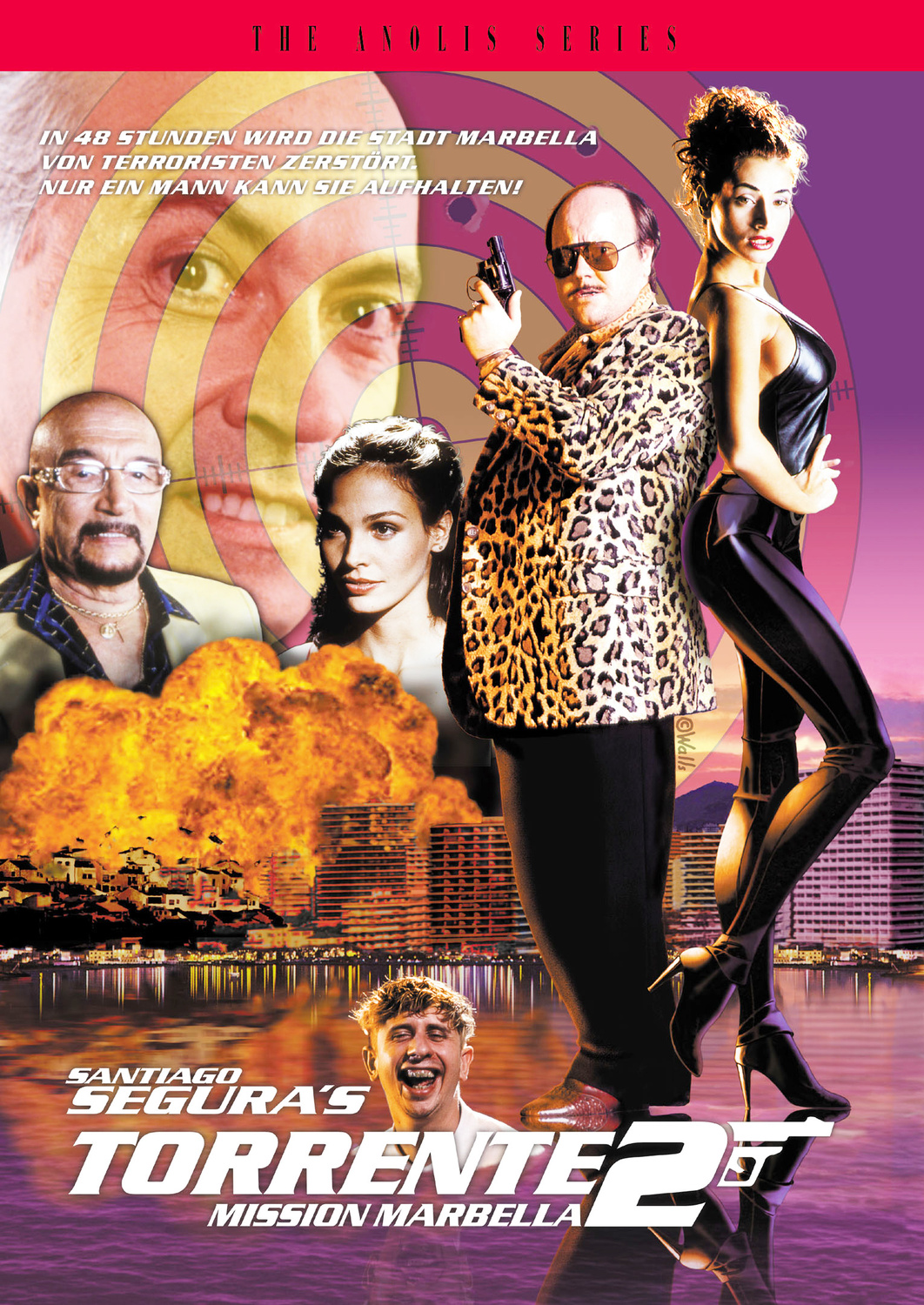 Torrente 2 - Mission Marbella