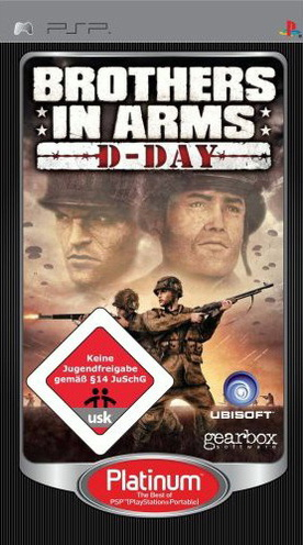 Brothers in Arms: D-Day [Platinum]