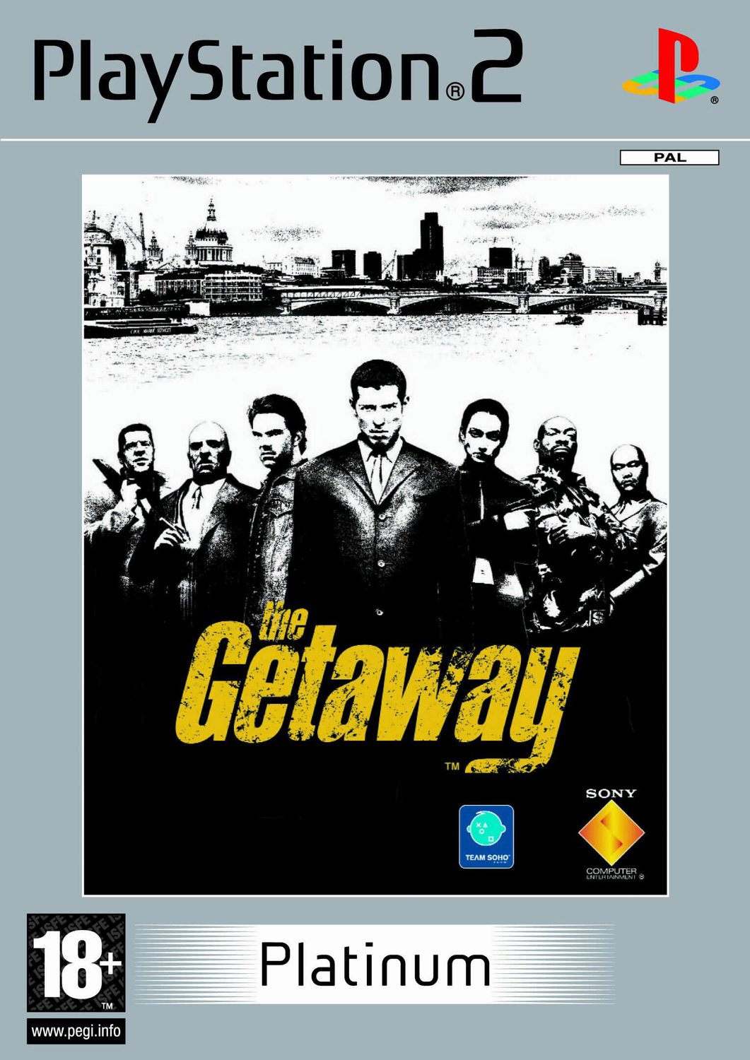 The Getaway [Platinum]
