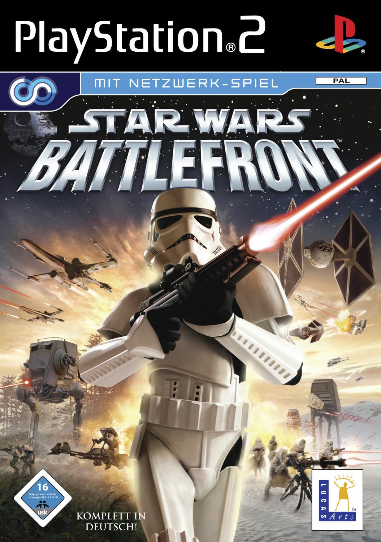 Star Wars : Battlefront [Platinum]