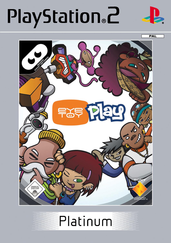 EyeToy: Play [Platinum, nur Software]