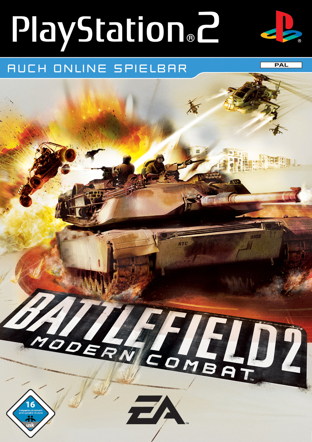 Battlefield 2: Modern Combat Most Wanted
