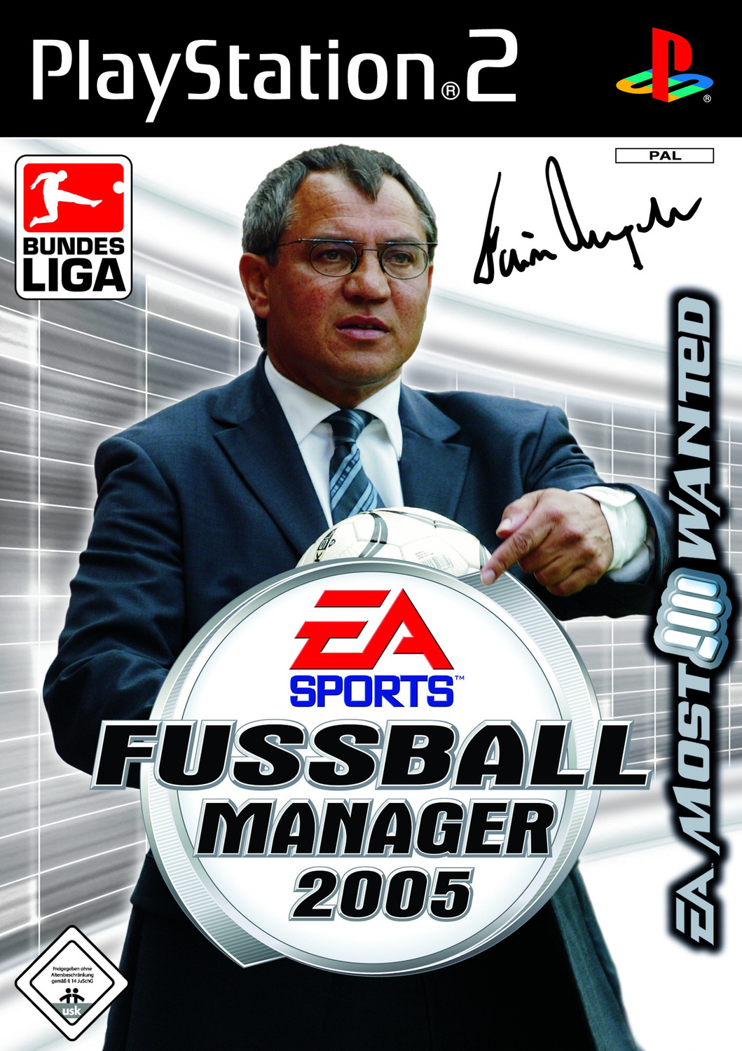 Fußball Manager 2005 EA Sports
