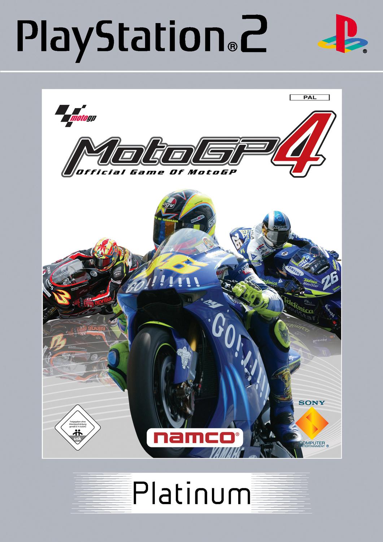 Moto GP 4 [Platinum]