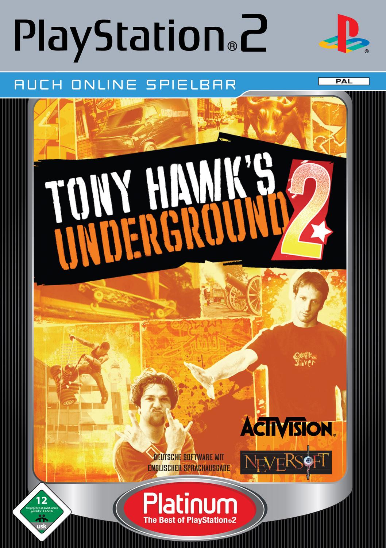 Tony Hawk´s Underground 2 Platinum