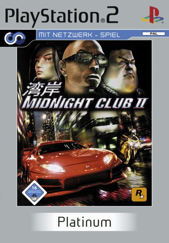 Midnight Club 2 - Street Racing Platinum