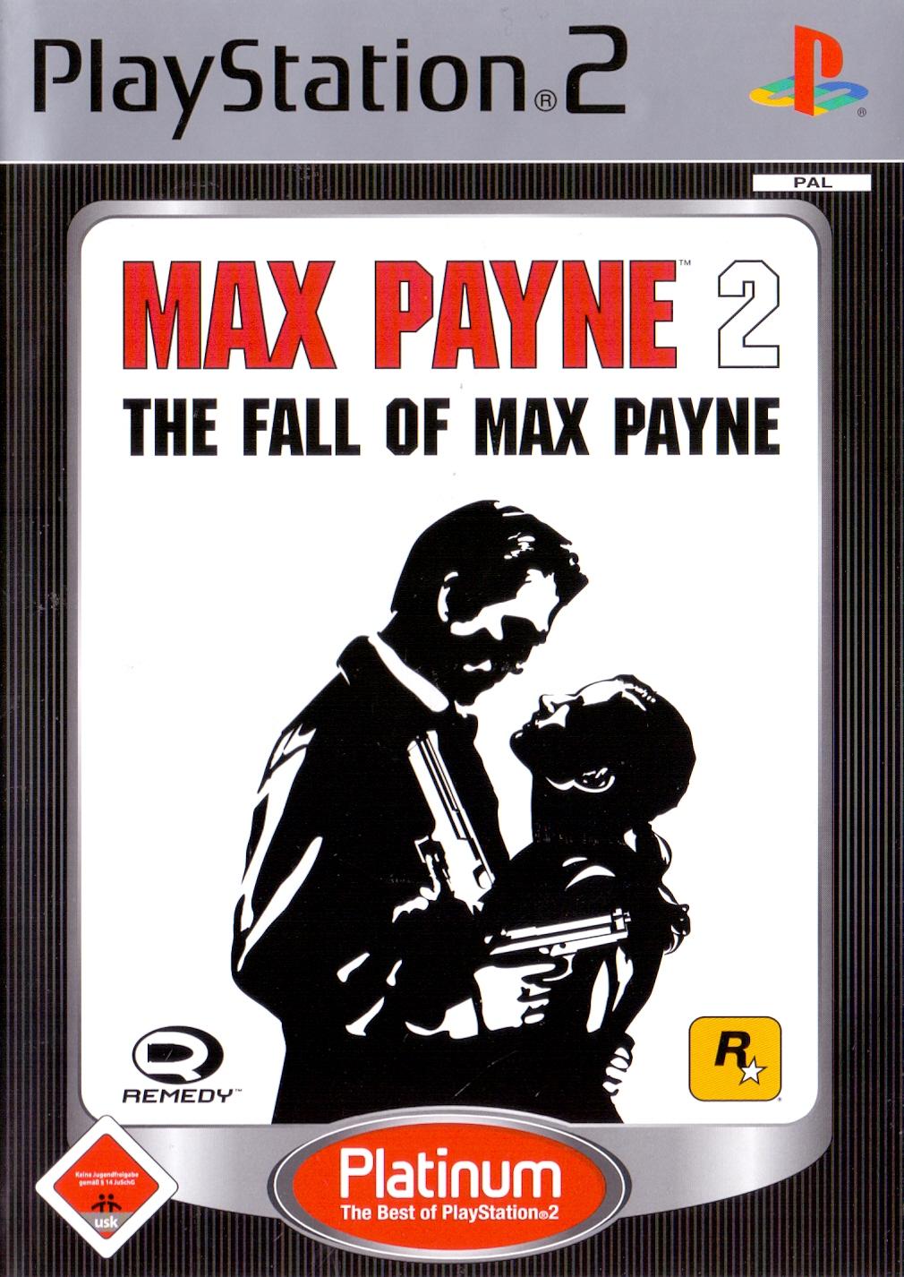 Max Payne 2 [Platinum]