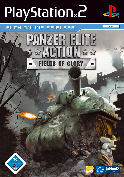 Panzer Elite Action-Fields of Glory