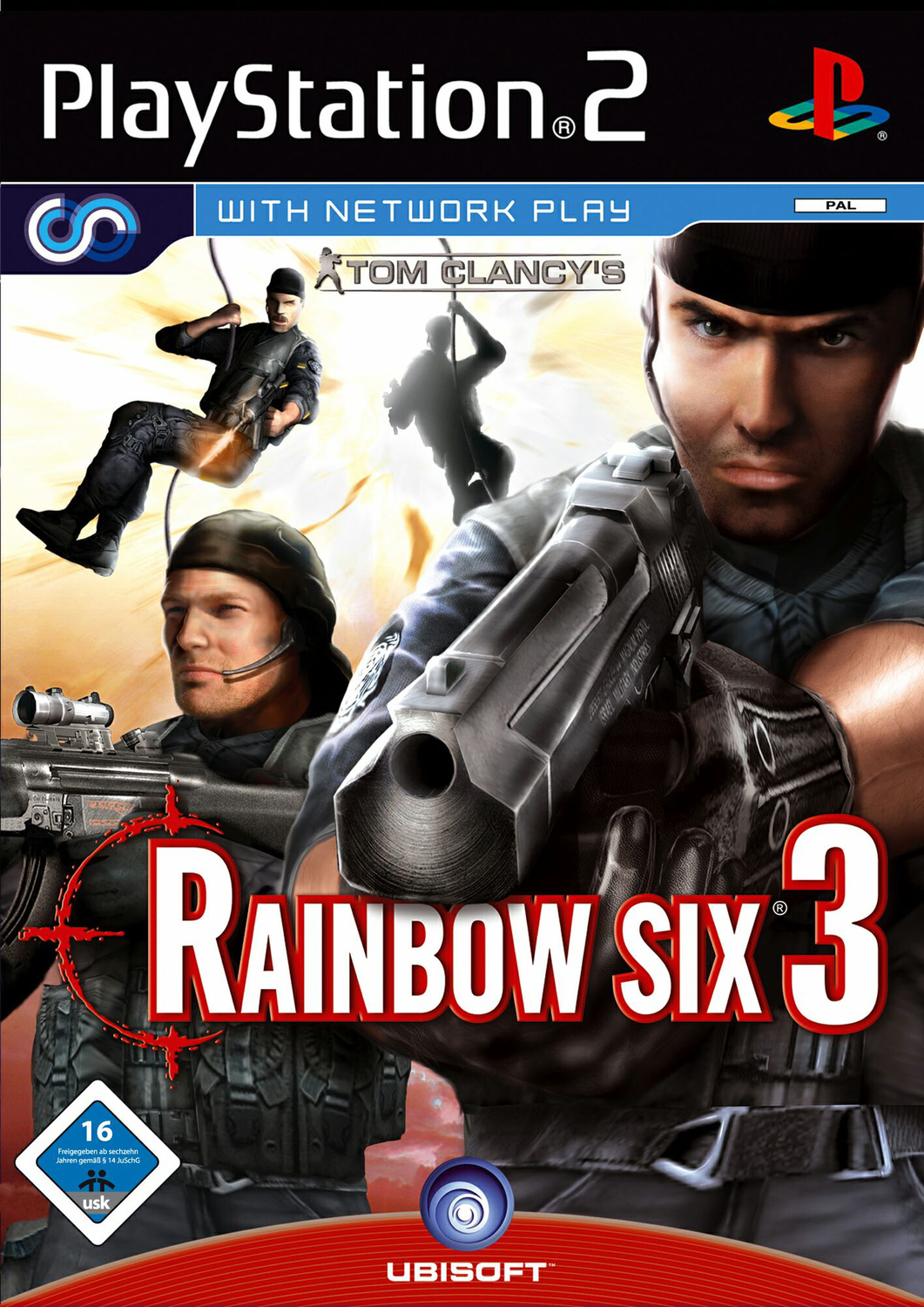 Tom Clancy´s Rainbow Six 3