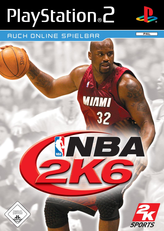 NBA 2K6 (Basketball)