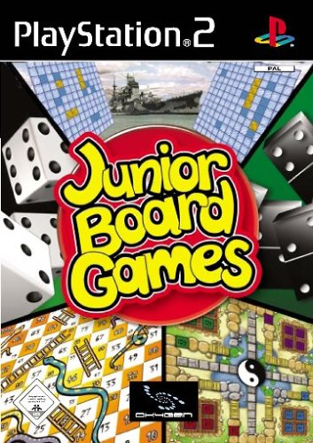 Junior Brettspiele Junior Board Games