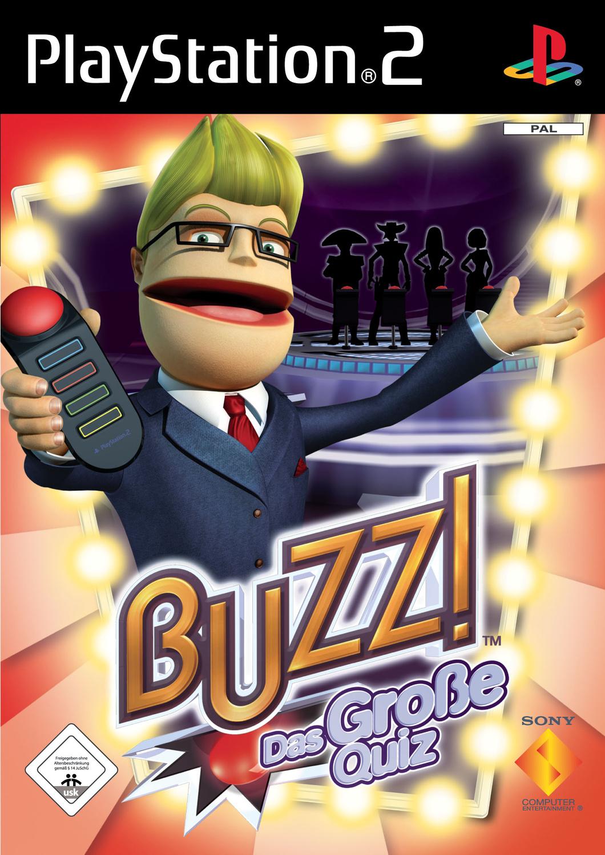 Buzz! - Das große Quiz [nur Software]