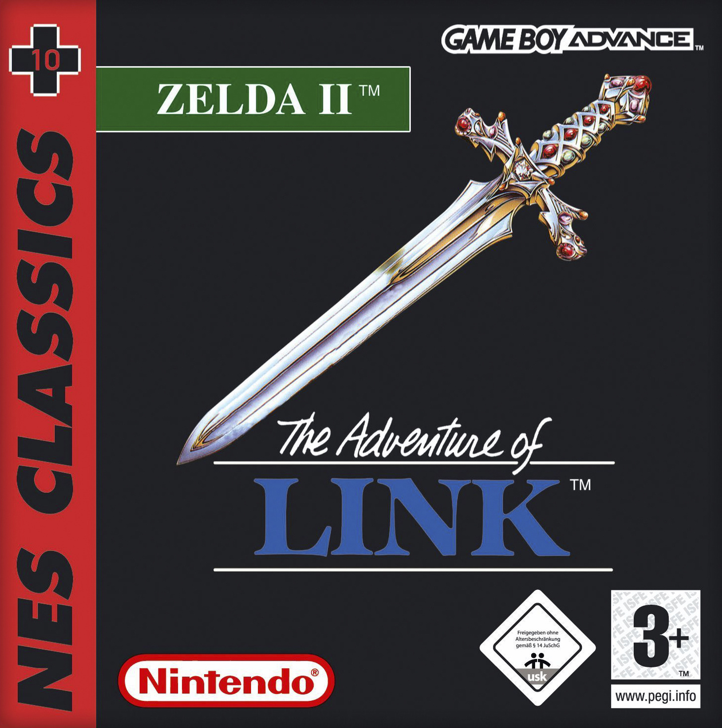 Zelda II - The Adventure of Link [NES Classics]