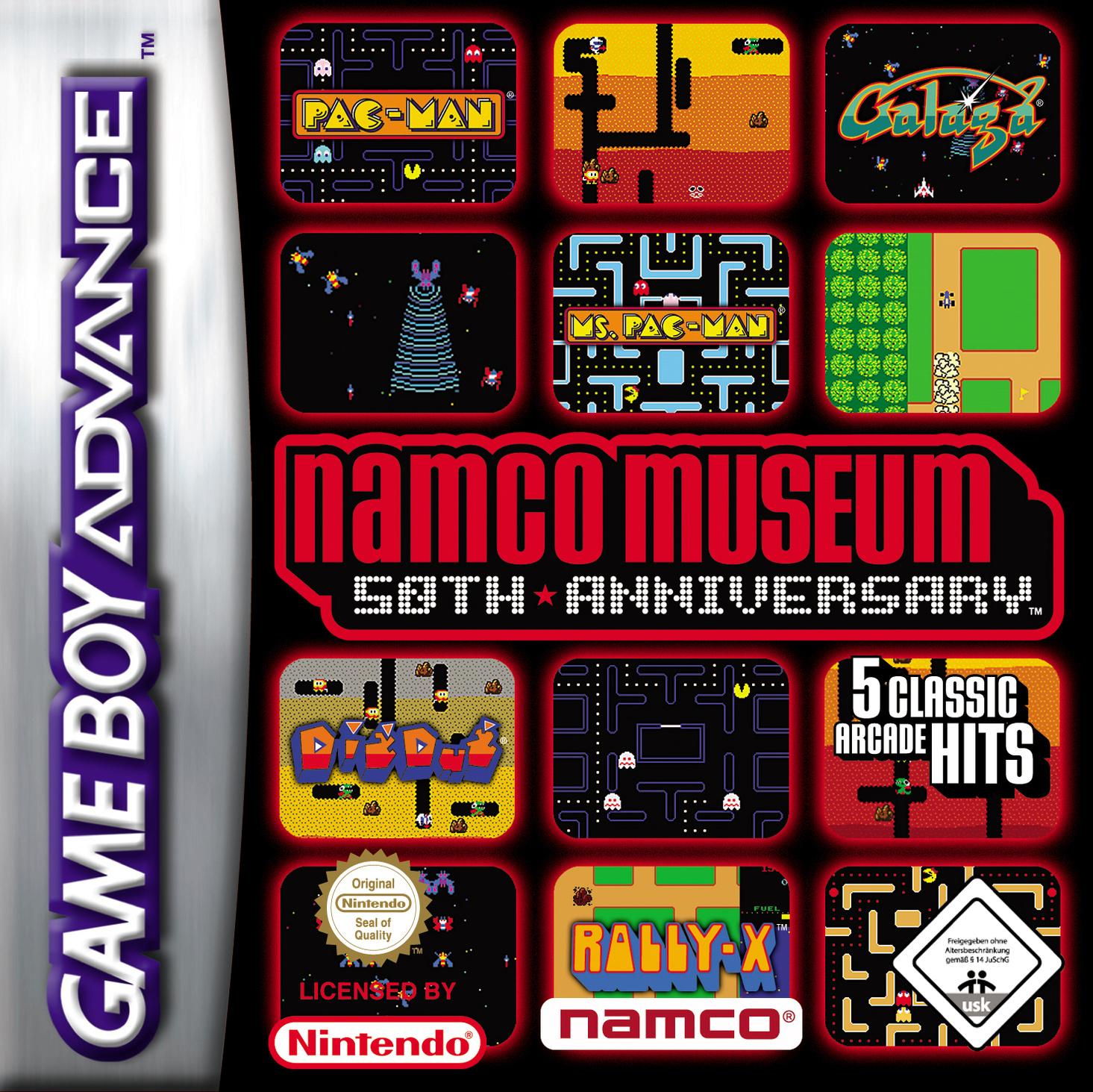 Namco Museum - Jubiläumsedition