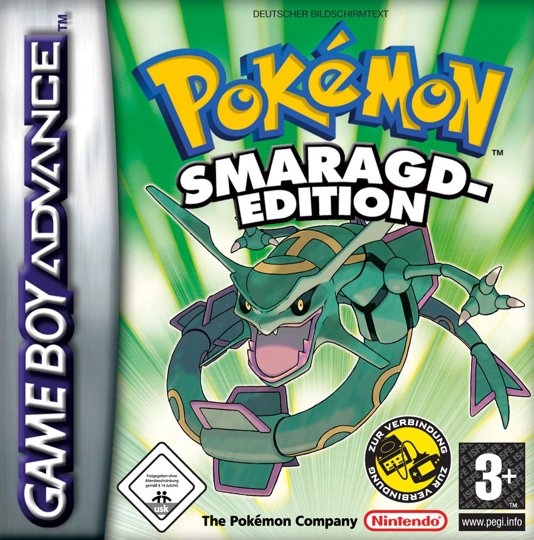 Pokémon - Smaragd Edition