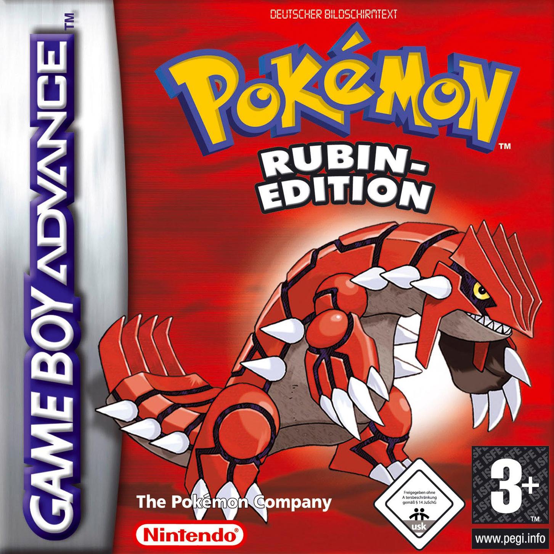 Pokémon - Rubin Edition