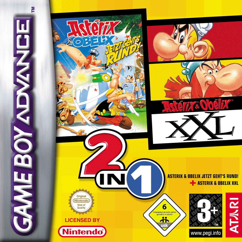 Asterix & Obelix - Jetzt geht´s Rund! / Asterix & Obelix - XXL