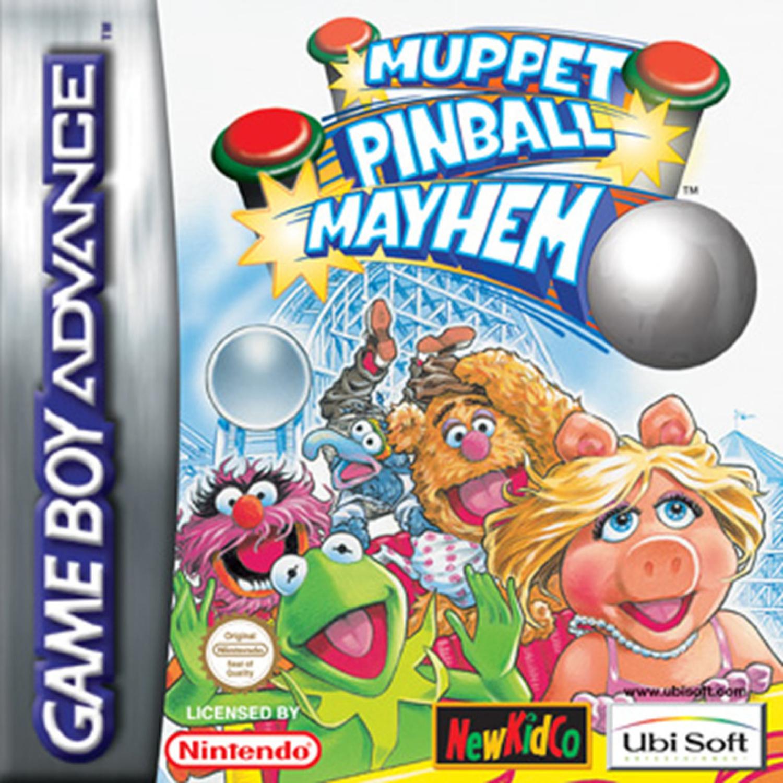 Muppet Pinball