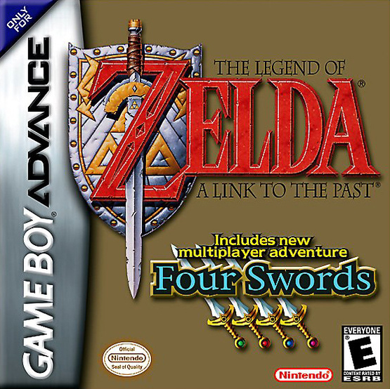 Legend of Zelda: A Link to the Past - Four Swords