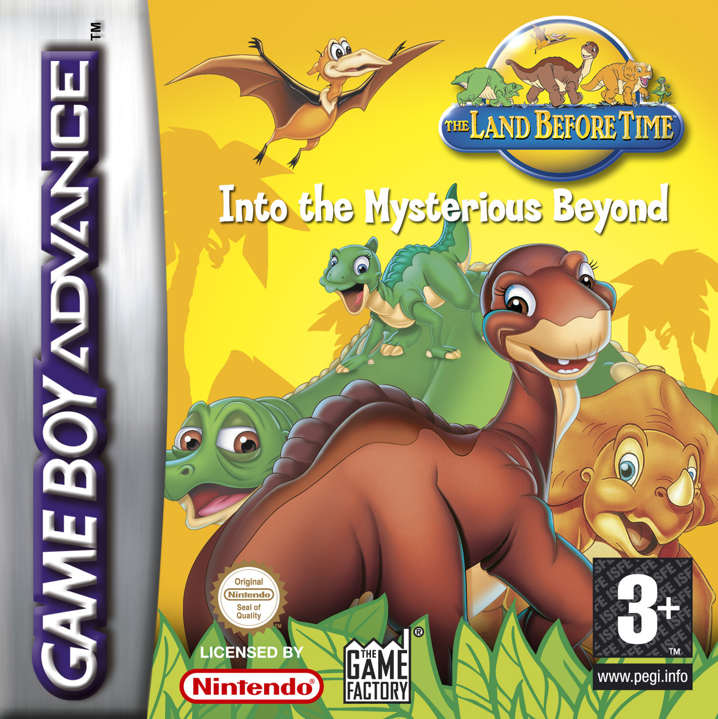 The Land before Time - Into the Mysterious Beyond