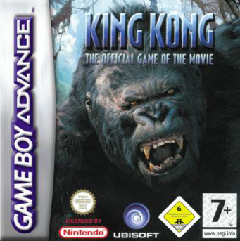 King Kong - Official Game of the Movie