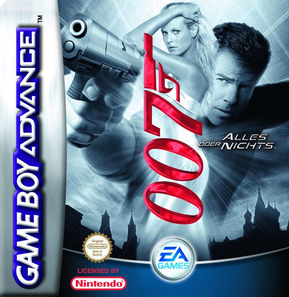 James Bond 007: Alles oder Nichts