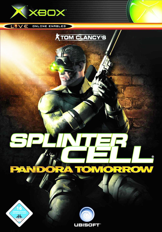 Tom Clancy´s Splinter Cell: Pandora Tomorrow