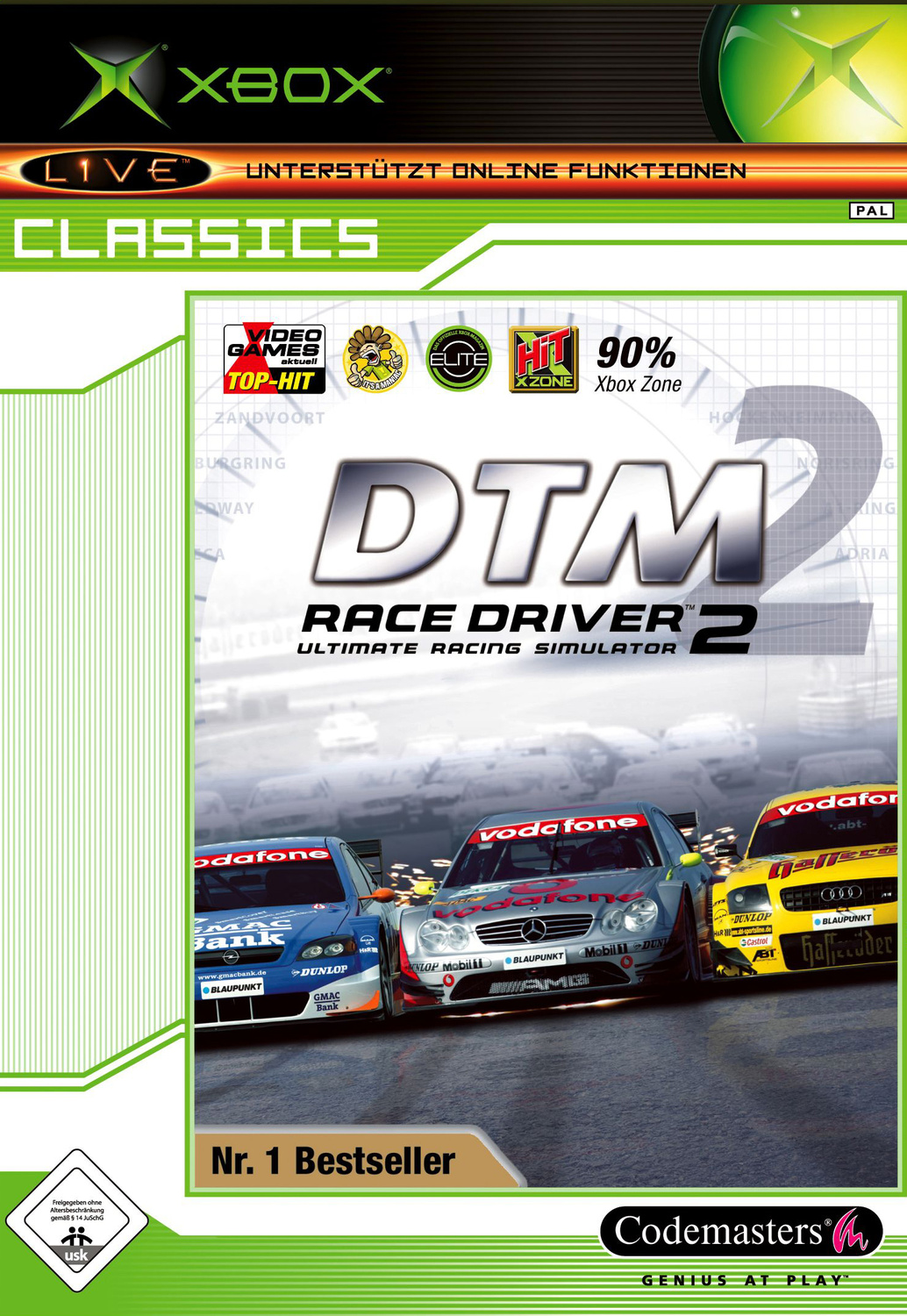 DTM Race Driver 2 Classic The Ultimate Racing S...