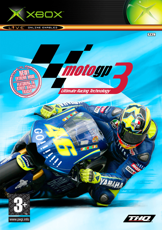 Moto GP 3: Ultimate Racing Technology