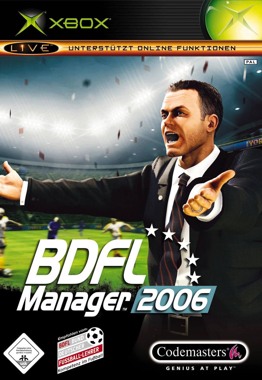 BDFL Fußball Manager 2006
