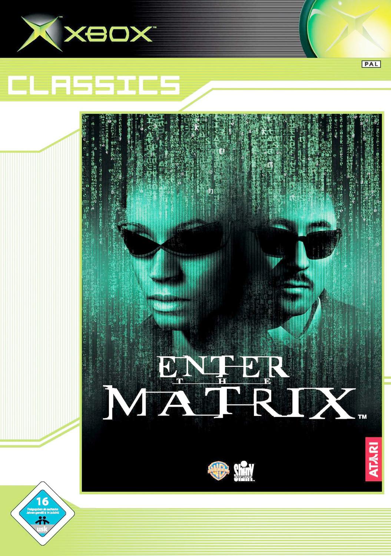 Enter the Matrix [Xbox Classics]