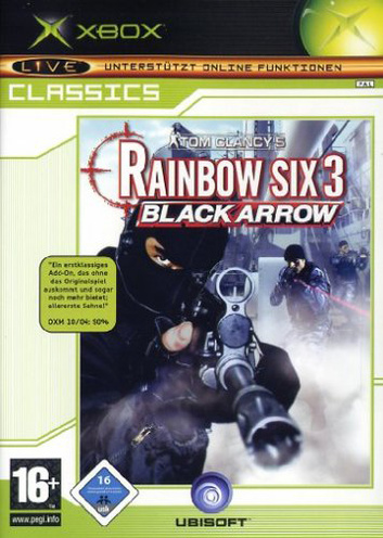 Tom Clancy´s Rainbow Six 3: Black Arrow