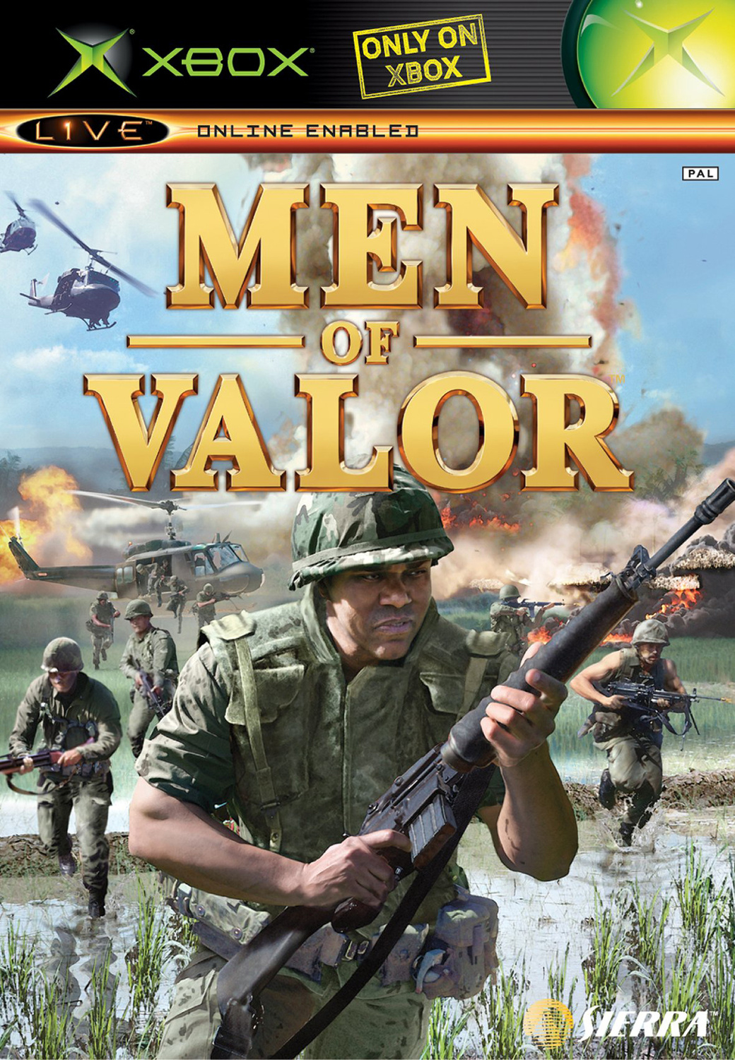 Men of Valor - Vietnam (uncut)