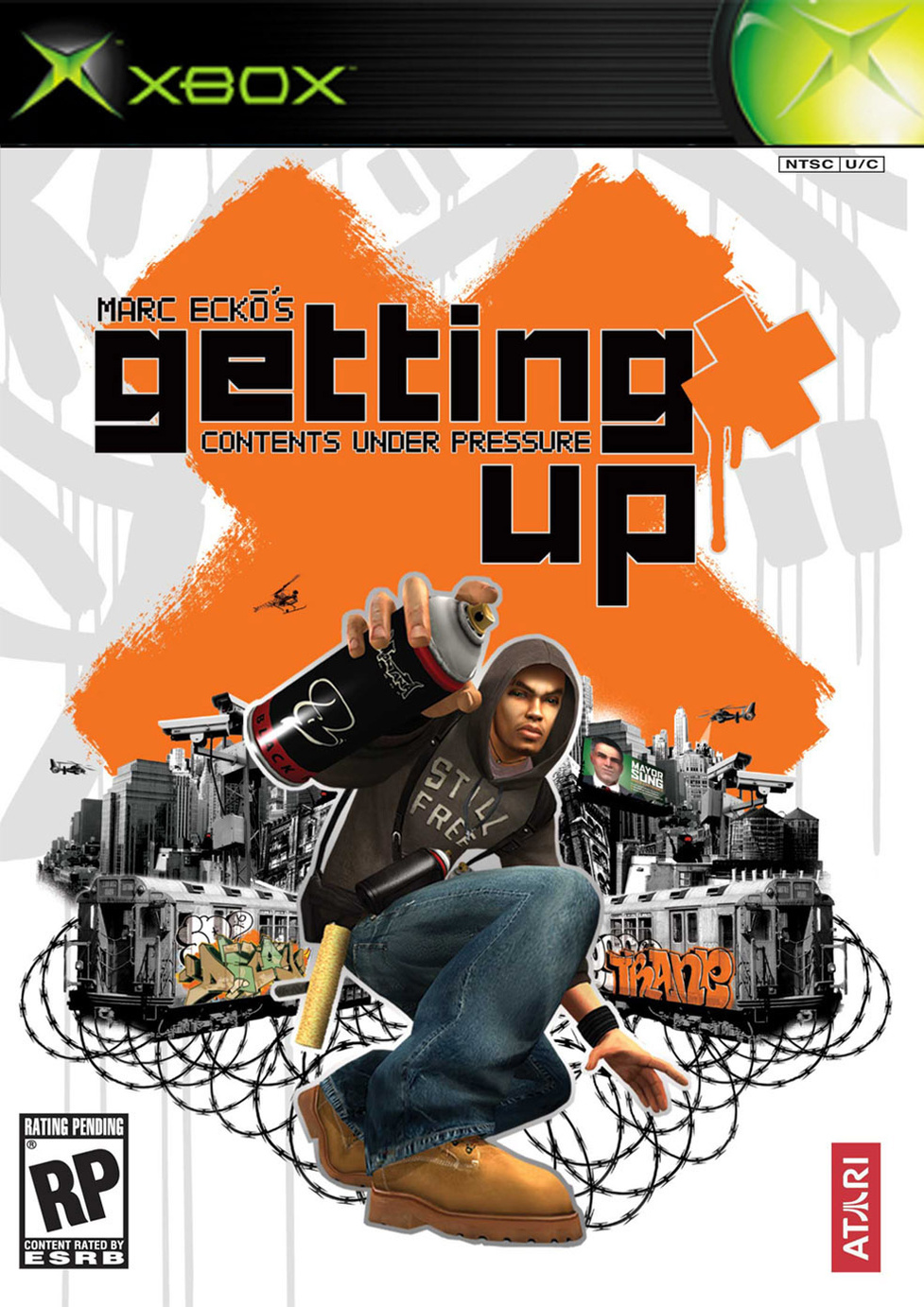Getting Up: Contents under Pressure Marc Ecko´s
