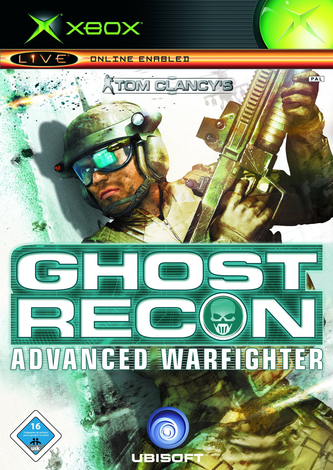 Tom Clancy´s Ghost Recon: Advanced Warfighter